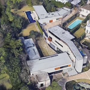 Amber Mostyn's House (Google Maps)