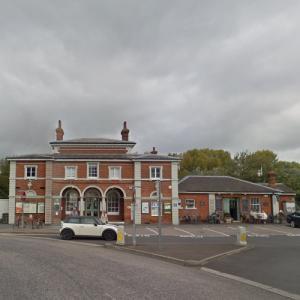Rye Railway Station (StreetView)