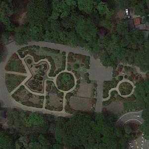 Numata Castle Ruins (Google Maps)