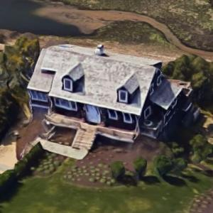 Mel Brooks & Anne Bancroft's House (Former) (Google Maps)