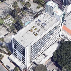 Fairmont Miramar Hotel Santa Monica (Google Maps)