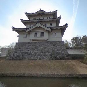Oshi Castle (StreetView)