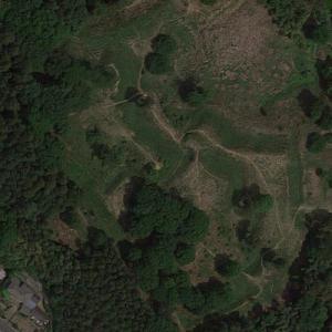 Sugiyama Castle Ruins (Google Maps)