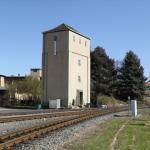 Zittau railway water tower