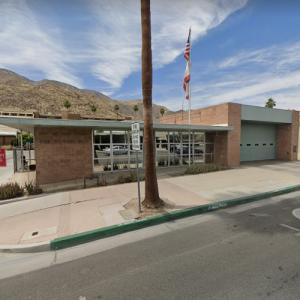 'Fire Station no. 1' by Albert Frey (StreetView)
