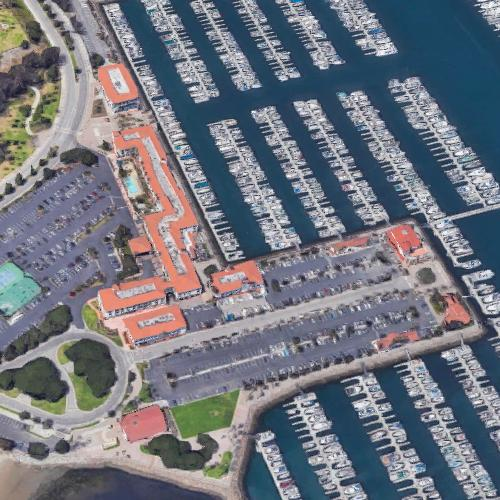 Cabrillo Apartments: Cabrillo Marina In San Pedro, CA (Google Maps