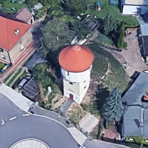 Oberhohndorf water tower (Google Maps)