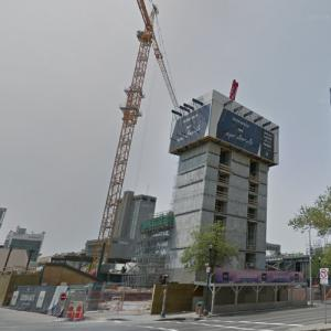 300 Main under construction (StreetView)