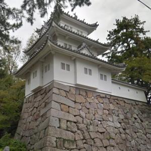 Tsu Castle Ruins (StreetView)