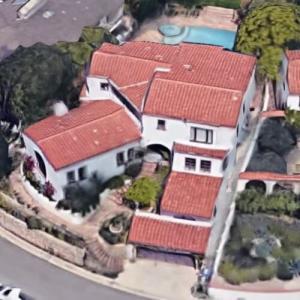 Dan Levy's House (Google Maps)