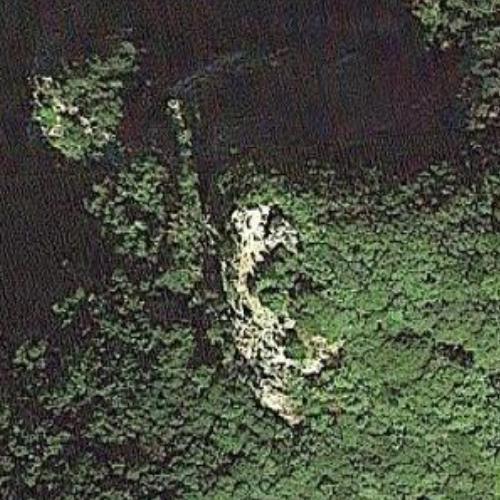 Kaneda Castle Ruins In Tsushima, Japan (Google Maps