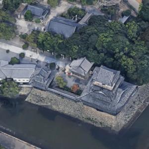 Nakatsu Castle (Google Maps)