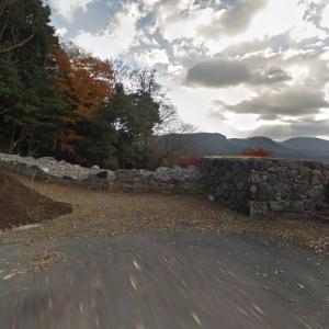 Tsunomure Castle Ruins (StreetView)