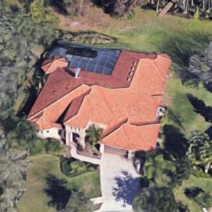 James Elmer Mitchell's House (Google Maps)
