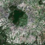 Nui Ba Den - Black Virgin Mountain (Google Maps)