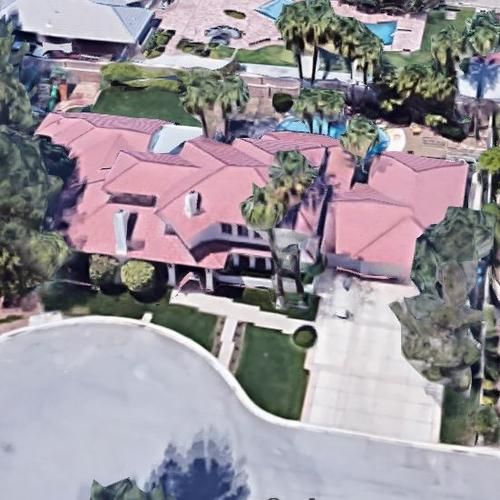 Mayte Garcia's House In Las Vegas, NV (Google Maps