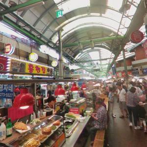 Gwangjang Market (StreetView)