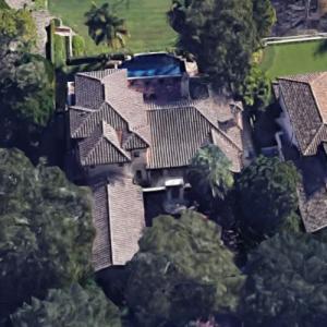 Donald Dizney's House (Google Maps)