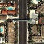 Nudist bridge in Palm Springs (Google Maps)