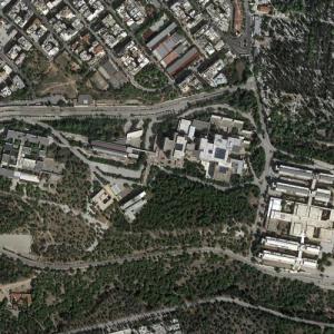 University of Athens (Google Maps)