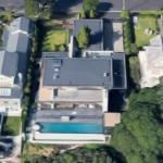 Jason Statham & Rosie Huntington Whiteley's House (Former)