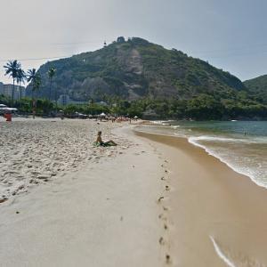 Praia Vermelha (StreetView)