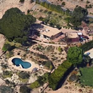 Brie Larson's House (Google Maps)