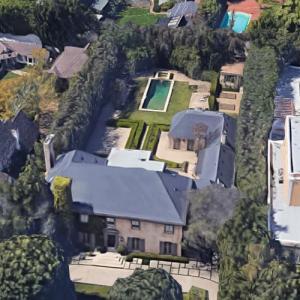 Jeff Klein & John Goldwyn's House (Google Maps)