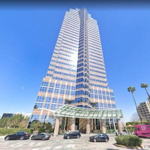 Fox Plaza (Die Hard building) (StreetView)