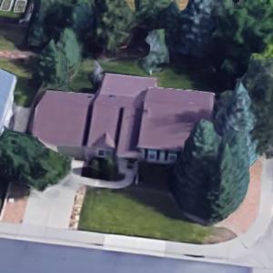 Idina Menzel's House (Google Maps)