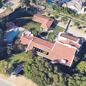 Scott Disick's House (Google Maps)