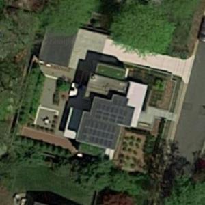 Ben Baldanza's House (Google Maps)