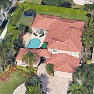 Scott M. Haralson's House (Google Maps)