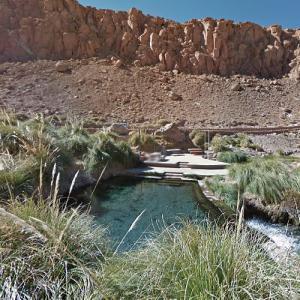 Puritama Hot Springs (StreetView)