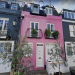 "Juliet's House (Keira Knightley) in ""Notting Hill"""