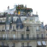 Kylian Mbappé's Home in Paris