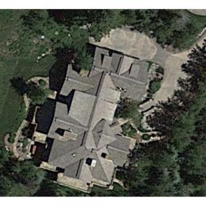 Matteo Joseph's House in Jackson Wyoming (Google Maps)