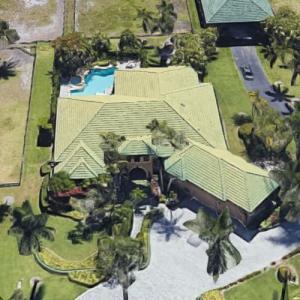 Charlie Weis' House (Google Maps)