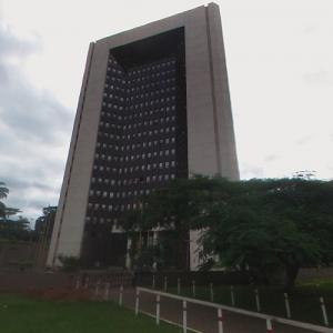Prime Ministry Building (tallest building in Cameroon) (StreetView)