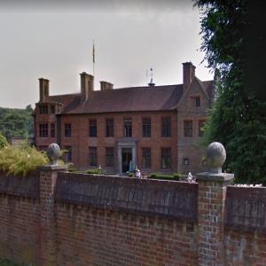 Chartwell - Winston Churchill's home (StreetView)