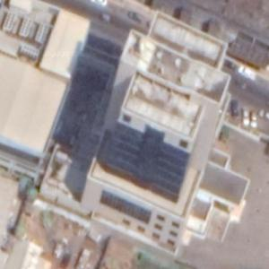 Central Bank of Liberia Building (tallest building in Liberia) (Google Maps)