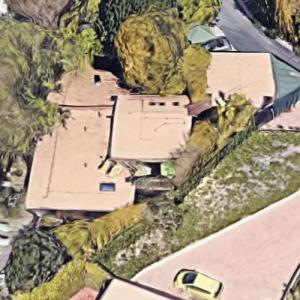 Neil Portnow's House (Google Maps)