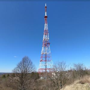 Vyborg TV and Radio tower (StreetView)