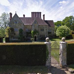 Bateman's - home of Rudyard Kipling (StreetView)