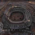 SoFi Stadium under construction
