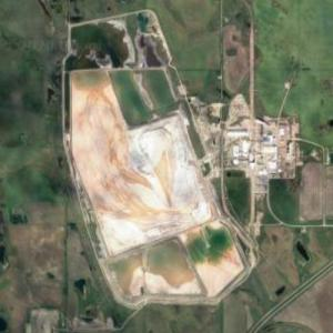 Nutrien Cory Potash Mine (Google Maps)