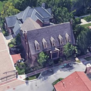 Andy Reid's House (Google Maps)