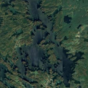 Lake Rosseau (Google Maps)