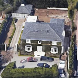 Benny Blanco's House (Google Maps)