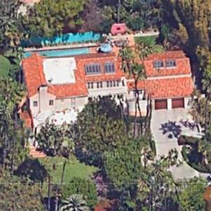 Gary Lucchesi's House (Google Maps)